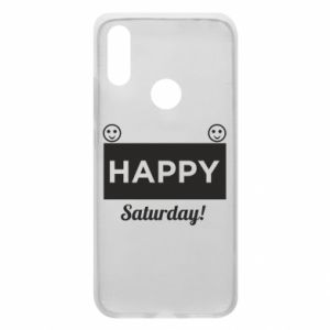 Etui na Xiaomi Redmi 7 Happy Saturday