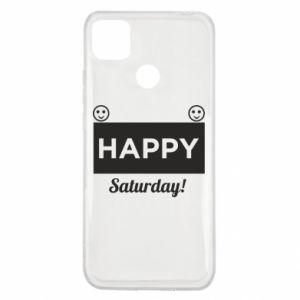 Etui na Xiaomi Redmi 9c Happy Saturday