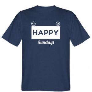 Koszulka Happy Sunday