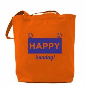 Torba Happy Sunday