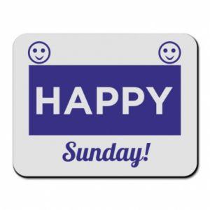 Podkładka pod mysz Happy Sunday