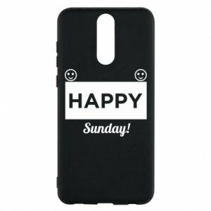 Etui na Huawei Mate 10 Lite Happy Sunday