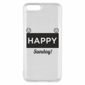 Etui na Xiaomi Mi6 Happy Sunday