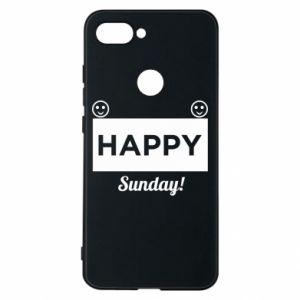 Etui na Xiaomi Mi8 Lite Happy Sunday