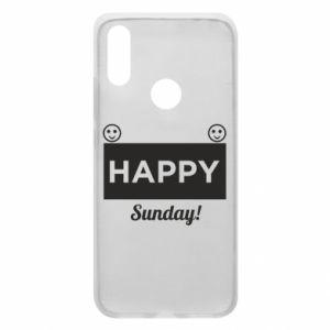 Etui na Xiaomi Redmi 7 Happy Sunday