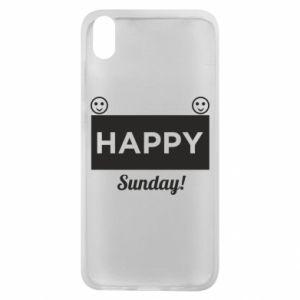 Etui na Xiaomi Redmi 7A Happy Sunday