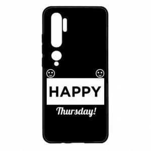 Etui na Xiaomi Mi Note 10 Happy Thursday