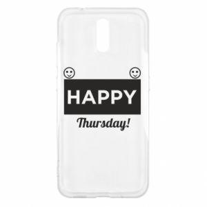 Etui na Nokia 2.3 Happy Thursday
