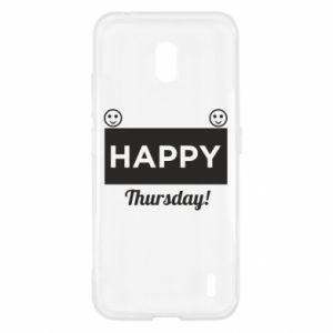 Etui na Nokia 2.2 Happy Thursday