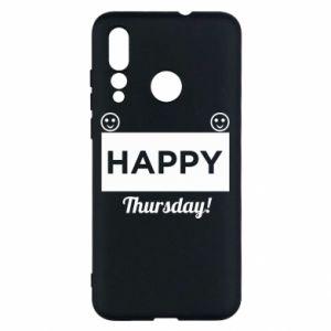 Etui na Huawei Nova 4 Happy Thursday