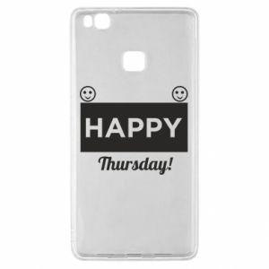 Etui na Huawei P9 Lite Happy Thursday