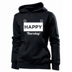 Damska bluza Happy Thursday