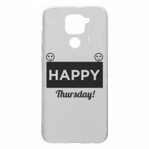 Etui na Xiaomi Redmi Note 9/Redmi 10X Happy Thursday