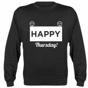 Bluza (raglan) Happy Thursday