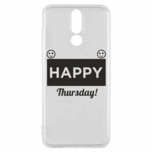 Etui na Huawei Mate 10 Lite Happy Thursday