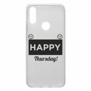 Etui na Xiaomi Redmi 7 Happy Thursday