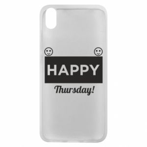 Etui na Xiaomi Redmi 7A Happy Thursday