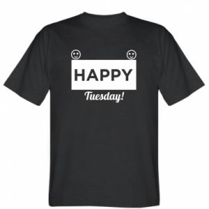 Koszulka Happy Tuesday