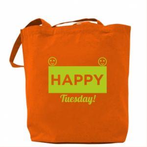 Torba Happy Tuesday