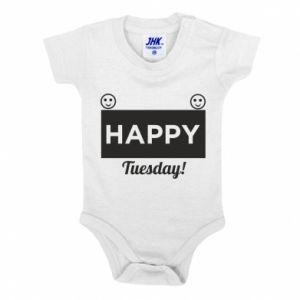 Body dla dzieci Happy Tuesday