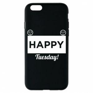 Etui na iPhone 6/6S Happy Tuesday