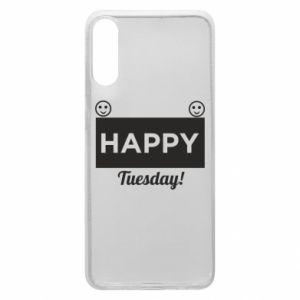 Etui na Samsung A70 Happy Tuesday