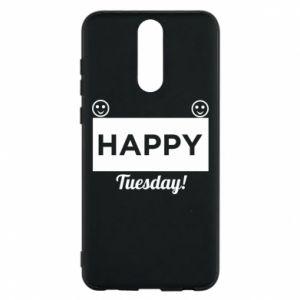Etui na Huawei Mate 10 Lite Happy Tuesday