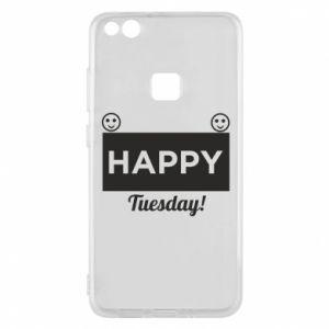 Etui na Huawei P10 Lite Happy Tuesday