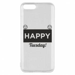 Etui na Xiaomi Mi6 Happy Tuesday
