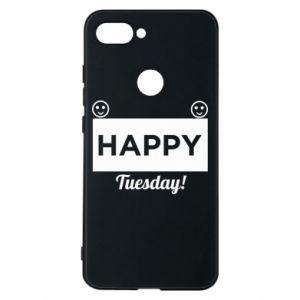 Etui na Xiaomi Mi8 Lite Happy Tuesday