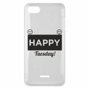 Etui na Xiaomi Redmi 6A Happy Tuesday