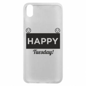 Etui na Xiaomi Redmi 7A Happy Tuesday
