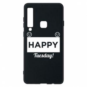 Etui na Samsung A9 2018 Happy Tuesday