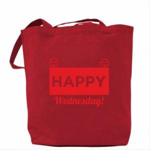 Torba Happy Wednesday