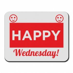 Podkładka pod mysz Happy Wednesday