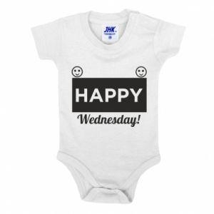 Body dla dzieci Happy Wednesday
