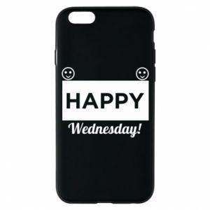 Etui na iPhone 6/6S Happy Wednesday