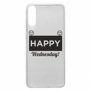 Etui na Samsung A70 Happy Wednesday