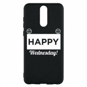 Etui na Huawei Mate 10 Lite Happy Wednesday