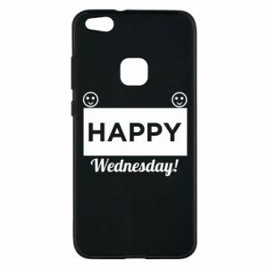 Etui na Huawei P10 Lite Happy Wednesday