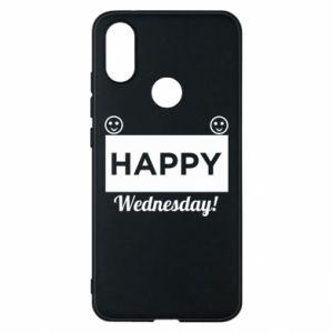 Etui na Xiaomi Mi A2 Happy Wednesday