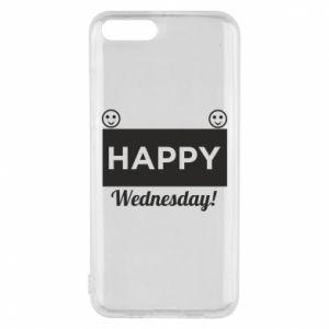 Etui na Xiaomi Mi6 Happy Wednesday