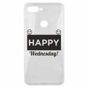 Etui na Xiaomi Mi8 Lite Happy Wednesday