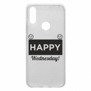 Etui na Xiaomi Redmi 7 Happy Wednesday