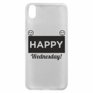Etui na Xiaomi Redmi 7A Happy Wednesday