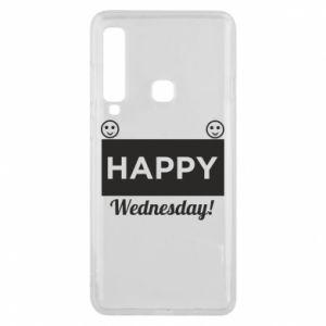 Etui na Samsung A9 2018 Happy Wednesday