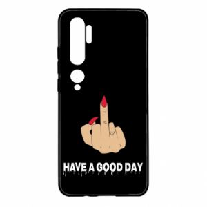 Etui na Xiaomi Mi Note 10 Have a good day