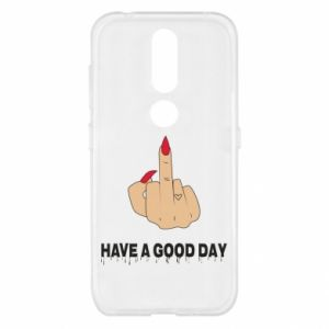Etui na Nokia 4.2 Have a good day