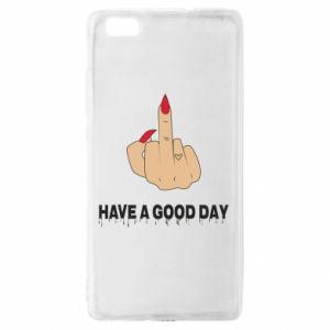 Etui na Huawei P 8 Lite Have a good day