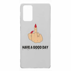 Etui na Samsung Note 20 Have a good day